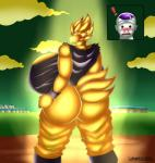 2016 absurd_res alien anthro armwear avian back_boob beak big_breasts big_butt bird blood breasts busty_bird butt clothed clothing cloud corvid crow dragon_ball dragon_ball_z female footwear freiza hi_res huge_breasts male nosebleed side_boob sky super_saiyan supersonicrulaa water wide_hips  Rating: Safe Score: 1 User: Robinebra Date: March 20, 2016
