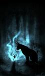 ambiguous_gender caracal dark dark_theme feline flower glowing lhuin mammal mystic plant silhouetteRating: SafeScore: 7User: SnowWolfDate: June 30, 2011