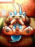 anus balls blush komasan male penis solo video_games yo-kai_watch 羽ヌル  Rating: Explicit Score: 0 User: Trashboat Date: June 13, 2015