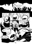2014 black_and_white blush cave comic dark english_text feral monochrome mudkip nintendo pikachu pokémon poochyena scarf sweat text tom_smith torch video_games zubat   Rating: Safe  Score: 0  User: Lizardite  Date: April 22, 2014