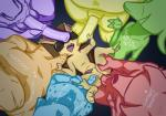 anal animal_genitalia animal_penis antelope anus balls bovine cattle disney equine_penis fan_character feline hyena ittybittykittytittys knot lagomorph male male/male mammal oral penis rabbit the_weaver_(character) tiger unknown_species vrbit_(comicanon) zootopiaRating: ExplicitScore: 4User: malekrystalDate: February 18, 2018