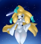 breasts elpatrixf female jirachi legendary_pokémon nintendo pokémon video_games   Rating: Explicit  Score: 9  User: Juni221  Date: June 20, 2013