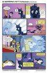 ! 2015 armor bed comic dialogue english_text equine facial_hair female friendship_is_magic galea horn lying magic mammal marsupial mustache my_little_pony opossum pillow pony-berserker princess_luna_(mlp) royal_guard_(mlp) saliva sleeping sweat text twilight_sparkle_(mlp) winged_unicorn wings   Rating: Safe  Score: 2  User: 2DUK  Date: May 23, 2015