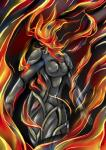 alien ember_(warframe) female fire not_furry tenno warframe  Rating: Safe Score: 2 User: reshiyveltal Date: May 02, 2016