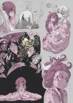 amputee angry cephalopod female fish golem group hair human hushabyevalley mammal marine monster_girl_(genre) octopus pink_eyes pink_hair red_eyes sad scar shark stone underwater water white_hairRating: SafeScore: 7User: erschiDate: May 20, 2017