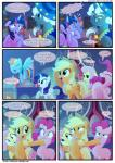 2015 absurd_res applejack_(mlp) blue_feathers blue_fur comic dialogue english_text equine feathers feral fluttershy_(mlp) friendship_is_magic fur group hair hi_res horn horse luke262 mammal multicolored_hair my_little_pony pegasus pinkie_pie_(mlp) pony rainbow_dash_(mlp) rainbow_fur rainbow_hair rarity_(mlp) starswirl_the_bearded_(mlp) text twilight_sparkle_(mlp) unicorn winged_unicorn wings  Rating: Safe Score: 6 User: 2DUK Date: October 27, 2015
