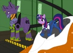 equine female feral friendship_is_magic fur hair horn machine mammal mecha my_little_pony neon_genesis_evangelion parody purple_fur purple_hair twilight_sparkle_(mlp) unicorn unknown_artist  Rating: Safe Score: 3 User: RenaDyne Date: May 18, 2011