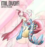 ambiguous_gender anthro deko-kun fusion gardevoir humanoid milotic nintendo pokemon_fusion pokémon solo video_games  Rating: Safe Score: 3 User: Rad_Dudesman Date: December 06, 2015