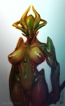 2014 big_breasts breasts clothed clothing cyber female melcan neurodyne nipples not_furry science_fiction solo thick_thighs video_games warframe   Rating: Questionable  Score: 9  User: xn0  Date: December 26, 2014