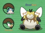 fusion nintendo overweight pokefusionman pokémon pseudo_clothing ribombee snorlax solo video_games wingsRating: SafeScore: 2User: Rad_DudesmanDate: April 17, 2017