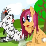 anus cum_bath cutie_mark duo equine female female_ejaculation lesbian mammal my_little_pony original_character pussy pussy_juice zebra zebs   Rating: Explicit  Score: 2  User: Kattlarv  Date: January 24, 2014