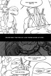 anthro comic duo leonardo_(tmnt) male monochrome raphael_(tmnt) reptile scalie sneefee teenage_mutant_ninja_turtles turtle  Rating: Safe Score: 3 User: megusta Date: July 15, 2012
