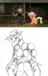 anus bestiality daniel_craig equine female feral friendship_is_magic hat horse human interspecies mad_(series) male mammal maplejack_(mlp) my_little_pony pony pussy sketch unknown_artist   Rating: Explicit  Score: 7  User: Long_Fallen  Date: October 01, 2011