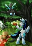 2015 ? ambiguous_gender changeling equine fan_character feral food horn male mammal my_little_pony pie unicorn vavacung   Rating: Safe  Score: 4  User: Robinebra  Date: May 25, 2015