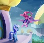 2015 balcony blue_fur canterlot city cloud colgate_(mlp) cutie_mark door dragon earth_pony equine feathered_wings feathers female feral flower flying friendship_is_magic fur green_eyes group hair hi_res horn horse landscape mammal multicolored_hair my_little_pony outside pink_fur pink_hair pinkie_pie_(mlp) plant pony purple_eyes purple_fur scalie scared scootiebloom sky spike_(mlp) tree twilight_sparkle_(mlp) two_tone_hair unicorn window winged_unicorn wings  Rating: Safe Score: 9 User: ConsciousDonkey Date: January 26, 2016