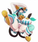 anthro blazblue blush bulge cat catbell cosplay crossdressing embarrassed exposed feline hi_res jubei male mammal platinum_the_trinity solo sssonic2 video_games  Rating: Questionable Score: 15 User: Lionxie Date: December 16, 2015