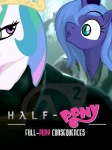 anthro blue_eyes blue_hair crossover duo equine female friendship_is_magic hair half-life horn horse mammal my_little_pony pink_eyes pink_hair pony princess princess_celestia_(mlp) princess_luna_(mlp) royalty unknown_artist video_games  Rating: Safe Score: 1 User: Princess_Celestia Date: May 10, 2011