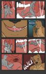 absurd_res baku balls cat comic cum duo erection feline fur grey_fur hi_res in_mouth internal male male/male mammal mouth_shot muscular open_mouth penis slightly_chubby swallowing tastytoxins tongue trigger uvula vore  Rating: Explicit Score: 2 User: slyroon Date: September 22, 2015