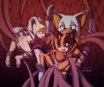 anal anthro bound breasts cream_the_rabbit cum dickgirl female group herm hithog intersex nipple_penetration nipples penetration penis pussy rouge_the_bat sonic_(series) sonic_boom sticks_the_jungle_badger tentacles vaginal vaginal_penetration world_of_tentacles  Rating: Explicit Score: 6 User: my_bad_english Date: September 01, 2015