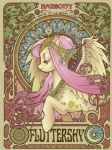 art_nouveau arthropod butterfly cutie_mark equine eyes_closed female fluttershy_(mlp) french friendship_is_magic hair hezaa insect long_hair mammal my_little_pony pegasus pink_hair solo wings  Rating: Safe Score: 16 User: Dogenzaka Date: December 26, 2011