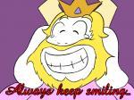 2015 anthro asgore_dreemurr beard boss_monster caprine crown facial_hair fur goat horn long_ears male mammal smile solo thunderfap undertale video_games white_fur  Rating: Safe Score: 4 User: ThunderFap Date: October 09, 2015