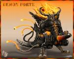 abs alternate anthro balls big_(disambiguation) big_penis canine claws demon destruction dog dragon fire forte heat_(disambiguation) hooves horn hybrid lava male mammal metalfoxt(artist) monster muscular nude pecs penis piercing solo tentaclesRating: ExplicitScore: 4User: MetalFoxTDate: March 21, 2017