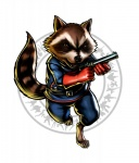 belt fangs feral gloves gun hi_res male marvel marvel_vs._capcom official_art raccoon ranged_weapon rocket_raccoon shinkiro solo type_67 uniform weapon whiskers   Rating: Safe  Score: 1  User: AnacondaRifle  Date: February 19, 2012