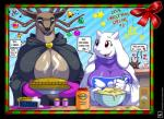 2015 absurd_res anthro asriel_dreemurr big_breasts blood breasts caprine cervine deer dialogue english_text eyes_closed female goat hi_res horn huge_breasts mammal nosebleed open_mouth smile specimen_8 spooky's_house_of_jump_scares text tongue toriel tostitos™_cheese_sauce undertale video_games walter_sache  Rating: Questionable Score: 53 User: snowblind Date: December 24, 2015