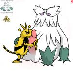 abomasnow ambiguous_gender duo electabuzz gipbandit handjob male nintendo penis plain_background pokémon sex video_games white_background   Rating: Explicit  Score: 3  User: GipBandit  Date: March 17, 2015