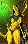 anthro arthropod balls breasts clothed clothing cum cumshot d'vorah dickgirl erection half-dressed insect intersex masturbation mortal_kombat nipples open_mouth orgasm penis solo sweet_slumber video_games yellow_nipples   Rating: Explicit  Score: 4  User: Pasiphaë  Date: April 26, 2015