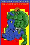 anal backsack balls beast_(marvel) butt colored duo erection hi_res male male/male marvel nude penis unknown_artist x-men  Rating: Explicit Score: 1 User: drafan5 Date: September 30, 2015