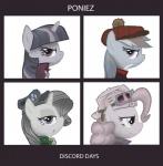 blue_fur demon_days earth_pony equine eyewear female friendship_is_magic fur goggles gorillaz group hair hat hi_res horn horse mammal multicolored_hair my_little_pony pinkie_pie_(mlp) pony purple_fur purple_hair rainbow_dash_(mlp) rarity_(mlp) shadowluigimwahaha twilight_sparkle_(mlp) two_tone_hair unicornRating: SafeScore: 2User: DogenzakaDate: January 04, 2012