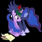 2015 90sigma absurd_res alpha_channel cute duo equine female female/female feral friendship_is_magic hi_res horn kissing mammal my_little_pony princess_luna_(mlp) twilight_sparkle_(mlp) unicorn winged_unicorn wings   Rating: Safe  Score: 11  User: Robinebra  Date: February 14, 2015