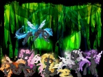 0ravensrequiem0 applejack_(mlp) changeling female feral fluttershy_(mlp) friendship_is_magic group my_little_pony pinkie_pie_(mlp) rainbow_dash_(mlp) rarity_(mlp) twilight_sparkle_(mlp) wings   Rating: Safe  Score: 17  User: gfjkbdgfbg459yu4  Date: October 02, 2012