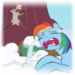 2015 arareroll crying equine female feral friendship_is_magic male mammal mouse my_little_pony pegasus rainbow_dash_(mlp) reptile rodent sad scalie tank_(mlp) tears turtle wings   Rating: Safe  Score: 4  User: Robinebra  Date: April 26, 2015