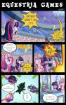 2014 comic dialogue dragon english_text equine female feral friendship_is_magic horn male mammal my_little_pony pegasus princess_cadance_(mlp) scalie shining_armor_(mlp) spike_(mlp) text twilight_sparkle_(mlp) unicorn vavacung winged_unicorn wings   Rating: Safe  Score: 15  User: Robinebra  Date: August 12, 2014