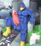 2014 3_toes 5_fingers abs aeromagazines anthro artie arwing avian bald balls barefoot biceps big_balls big_penis bird blue_eyes building bus canine city claws climbing clothed clothing cock_worship cum cum_on_balls cum_on_feet cum_on_floor cum_on_penis cumshot erection eyes_closed falco_lombardi feathers footwear fox fox_mccloud fur gangbang gay grasp group group_sex hair hi_res hug interspecies kangaroo keshy lagomorph lizard long_ears lupine_assassin macro male mammal manly marsupial muscles navel nintendo nude on_top orgasm outside pants pecs penis penis_riding precum rabbit raised_arm relaxing reptile road running scalie sex shadow sharp_claws shiny shoes short_hair sitting size_difference size_play spread_legs spreading squint standing star_fox sweater thick_penis toe_claws truck video_games wheel window wmruckwr wolf worship   Rating: Explicit  Score: 3  User: forkU  Date: February 18, 2014