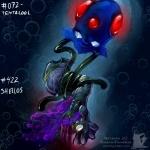 ambiguous_gender blood blue_theme bubble creepy dead death duo feral nintendo pokemonfromhell pokémon shellos squeezing tentacool underwater video_games water   Rating: Questionable  Score: 0  User: VillainousVulpix  Date: July 05, 2013