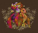 avian beak bird bone braviary duo eagle feral mandibuzz nintendo pokémon simple_background unknown_artist video_games vultureRating: SafeScore: 0User: Rad_DudesmanDate: May 04, 2016