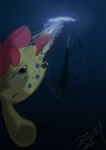 apple_bloom_(mlp) arrow assassin assassin's_creed blood cub diving equine female feral friendship_is_magic horse my_little_pony pony solo unknown_artist video_games young   Rating: Questionable  Score: 0  User: Soarin'  Date: June 18, 2011