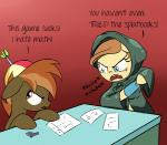 2013 blue_eyes brown_eyes brown_hair button's_mom button_mash_(mlp) celerypony cloak dungeons_&_dragons equine friendship_is_magic hair horse male mammal my_little_pony pony table tongue   Rating: Safe  Score: 12  User: anthroking  Date: December 05, 2013