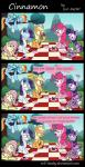 2015 absurd_res applejack_(mlp) blue_feathers blue_fur cake comic dragon earth_pony eating equine evil-dec0y eyes_closed feathered_wings feathers female fluttershy_(mlp) food friendship_is_magic fur group hair hi_res horn horse male mammal multicolored_hair my_little_pony pegasus picnic pinkie_pie_(mlp) plate pony purple_fur purple_hair rainbow_dash_(mlp) rainbow_hair rarity_(mlp) scalie sleeping spike_(mlp) tree twilight_sparkle_(mlp) two_tone_hair winged_unicorn wings  Rating: Safe Score: 10 User: 2DUK Date: April 07, 2015