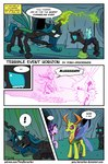 blue_eyes changeling comic equine female friendship_is_magic fur hooves horn insect_wings magic male mammal my_little_pony open_mouth pony-berserker purple_fur queen_chrysalis_(mlp) starlight_glimmer_(mlp) teeth thorax_(mlp) unicorn wingsRating: SafeScore: 5User: MillcoreDate: October 24, 2016