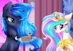 2015 absurd_res blue_hair cake duo equine female feral food friendship_is_magic hair hi_res horn long_hair lyra-senpai mammal my_little_pony princess_celestia_(mlp) princess_luna_(mlp) sibling sisters winged_unicorn wings   Rating: Safe  Score: 14  User: Somepony  Date: March 06, 2015
