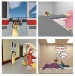 2017 3d_(artwork) ambiguous_gender anthro audino blaziken dialogue digital_media_(artwork) duo loss lucario lying meme nintendo pokémon pokémon_(species) quilava shiny_pokémon torturedtorchic video_gamesRating: SafeScore: 7User: DeletedCrawZDate: July 24, 2018