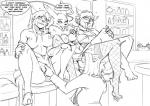 2017 amphibian anthro anthro_on_anthro areola bar bear big_breasts biting_lip breasts bucky_o'hare_(series) canine cat clothing collar crossover cunnilingus digimon english_text erect_nipples feline female female/female fingering fishnet fishnet_legwear fox group jenny_(bucky_o'hare) kaydee_ackland kneeling krystal legwear looking_pleasured male mammal monochrome neck_tuft nintendo nipples oral presenting presenting_pussy pussy renamon sex sitting slippy_toad spread_legs spreading star_fox stockings text thigh_highs toad tuft vaginal video_games voyeur yawgRating: ExplicitScore: 5User: RobinebraDate: May 23, 2017