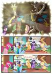 2014 absurd_res applejack_(mlp) blue_feathers blue_fur comic dialogue discord_(mlp) draconequus english_text equine feathers female feral fluttershy_(mlp) friendship_is_magic fur group hair hi_res horn horse luke262 male mammal multicolored_hair my_little_pony pegasus pinkie_pie_(mlp) pony rainbow_dash_(mlp) rainbow_fur rainbow_hair rarity_(mlp) teleport text twilight_sparkle_(mlp) unicorn winged_unicorn wings  Rating: Safe Score: 3 User: 2DUK Date: October 27, 2015