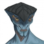 1:1 4_eyes alien ascar_angainor bust_portrait javik male mass_effect portrait prothean simple_background solo video_games white_background  Rating: Safe Score: 3 User: Kathum Date: January 25, 2016