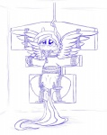 bdsm bound breasts equine fan_character female feral gag mammal my_little_pony nipple_clamp nipple_piercing nipples pegasus piercing ring_gag rope solo stinkehund suspension teats tongue tongue_piercing wings  Rating: Questionable Score: -4 User: Demose Date: September 17, 2013
