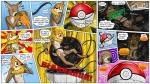 ! 2017 2_toes 5_fingers ? absurd_res anthro balls bdsm black_nose blue_background bondage bound brown_fur buizel cervine comic deer dialogue digital_drawing_(artwork) digital_media_(artwork) encasement english_text fur hi_res hypnosis inflatable inside_pokeball male mammal markings mask mind_control multicolored_fur mustelid naughtycatnick nintendo nude penis penis_milking pokéball pokémon pokémon_(species) rubber shiny simple_background smile solo sound_effects speech_bubble spiral_eyes text toes two_tone_fur video_games vinylRating: ExplicitScore: 4User: meowmcmeowDate: February 09, 2018